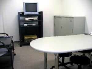 映像分析室